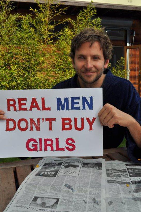 Bradley Cooper Real Men