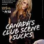 Ke$ha And Iggy Pop Say No To Canadian Seal Hunt