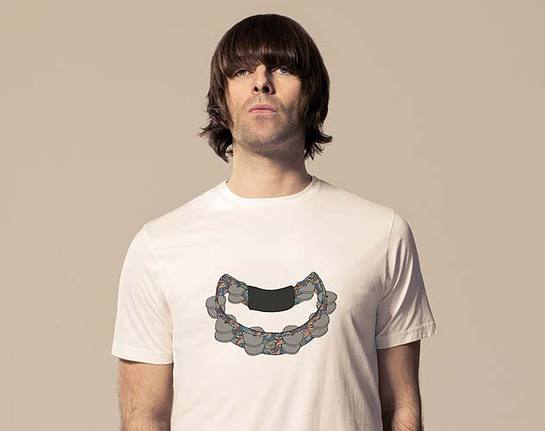 Liam Gallagher TCT shirt