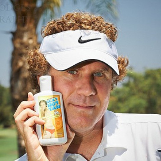 Will Ferrell Charity Golf