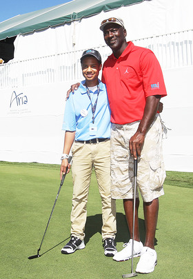 Michael Jordan grants wish