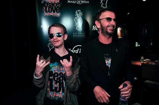 Ringo and Alexx