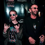 Ringo Starr Makes A Wish Come True For Young Cancer Survivor