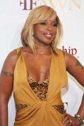 Mary J Blige CharityBuzz