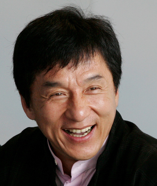 Jackie Chan: Build A S...