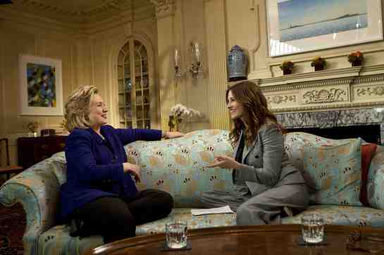 Hillary Clinton and Julia Roberts team up to tackle the clean cookstove cause