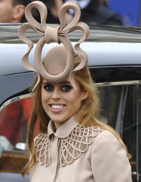Princess Beatrice's Wedding Hat