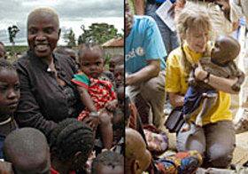 UNICEF Ambassadors Honored