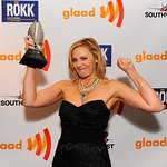 Kim Catrall Honored At GLAAD Awards