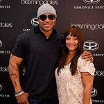 LL Cool J Helps Wife Launch Charity Jewelry