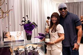 Simone I. Smith and LL Cool J