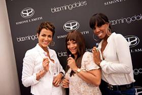 Simone I. Smith and Kelly Rowland