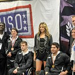 Colbie Caillat Performs At Warrior Games For Injured Soldiers