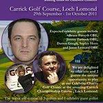 Boyzone Singer To Host Celebrity Charity Golf