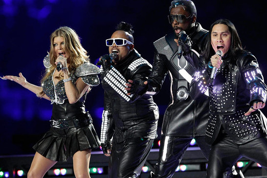 Black Eyed Peas Charity Auction