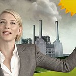 Cate Blanchett Backs Carbon Tax To Stop Climate Change