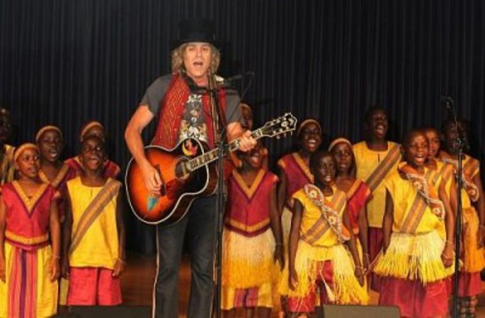 Big Kenny and the African Children's Choir