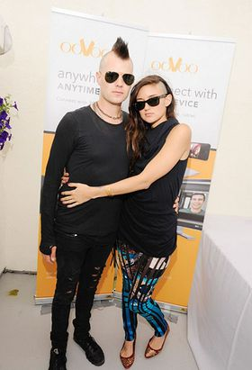Caroline D'Amore and boyfriend Bobby Alt