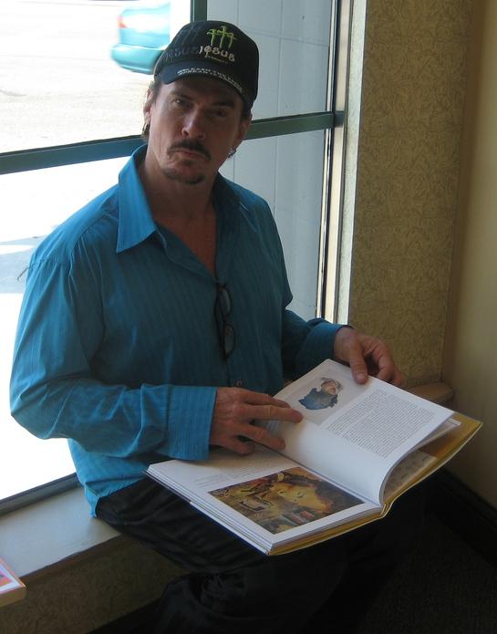 David Fralick reading