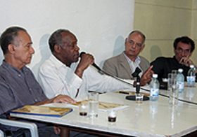 Danny Glover expressed his support for Afro-descendant peoples of the Americas in Havana, Cuba.