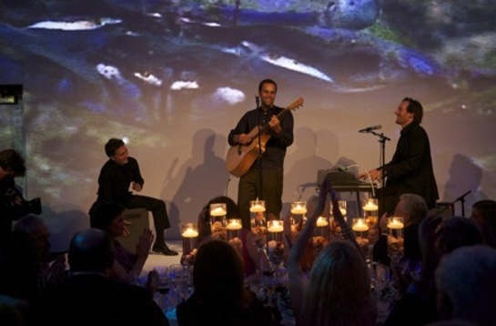 Jack Johnson performs at National Geographic Evening of Exploration Gala