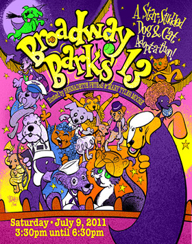 Broadway Barks 13