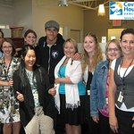 Ryan Reynolds Visits Homeless Youth Shelter In Canada