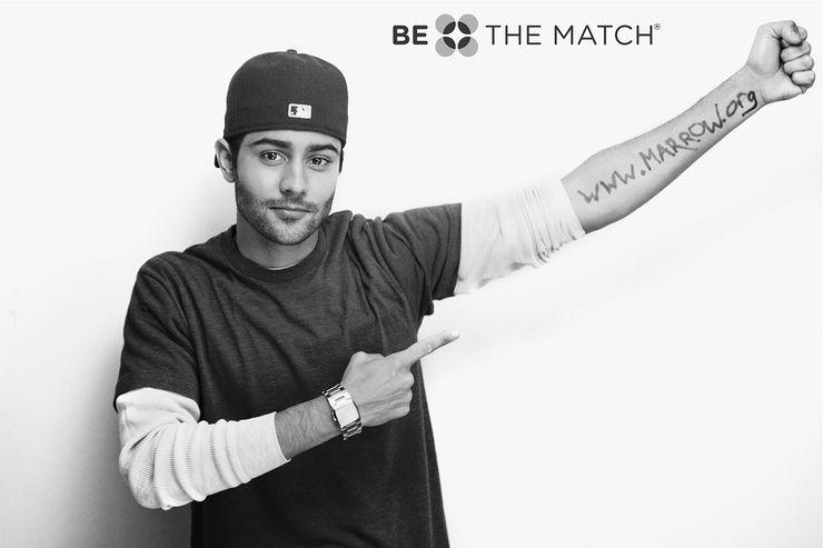 Manish Dayal Be The Match
