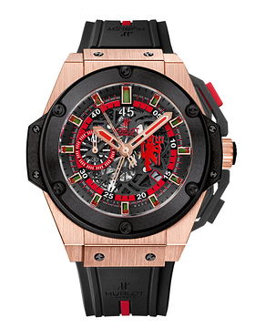 Hublot Red Devil Watch