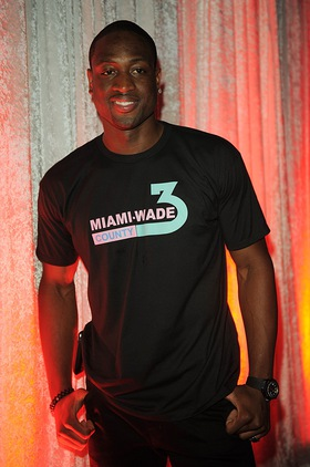 Dwayne Wade Party With a Purpose