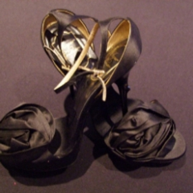 Photo: Lady Daniela Kingsley's Shoes