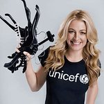 Cat Deeley Launches Marks And Spencer UNICEF Campaign