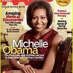 Michelle Obama Talks Charity In AARP Magazine