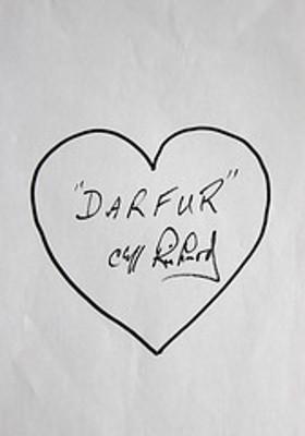 Cliff Richard Drawn To Darfur