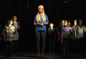 Christina Aguilera World Hunger Relief