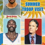 Jon Stewart And David Blaine To Tour The Troops With USO