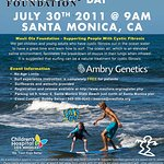 Surfing Stars To Teach Cystic Fibrosis Kids