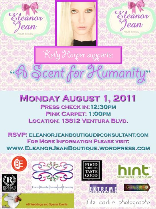 Kelly Harper Scent For Humanity