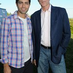 Ted Danson And Adrian Grenier Attend Oceana Hamptons Splash Party