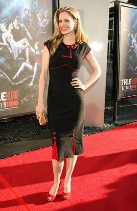 Kristin Bauer True Blood Season 3 Premiere Dress