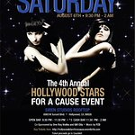 Hollywood Stars For A Cause This Weekend