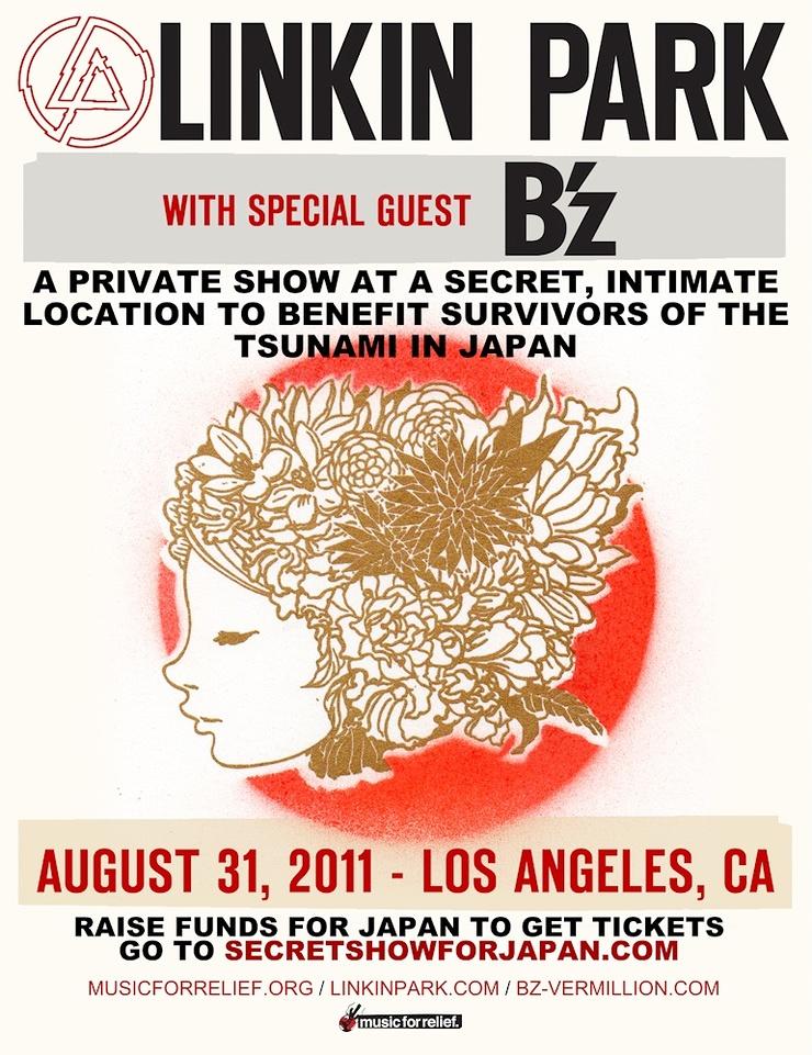 Linkin Park Secret Show