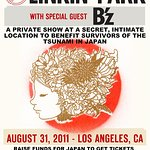 Linkin Park To Perform Secret Charity Show For Japan