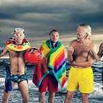 Richard Branson And Celebrity Friends To Swim For Charity