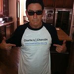 Vote For CHERUBS With Charlie Sheen
