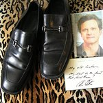 Colin Firth Donates Shoes To Celebrity Charity Auction