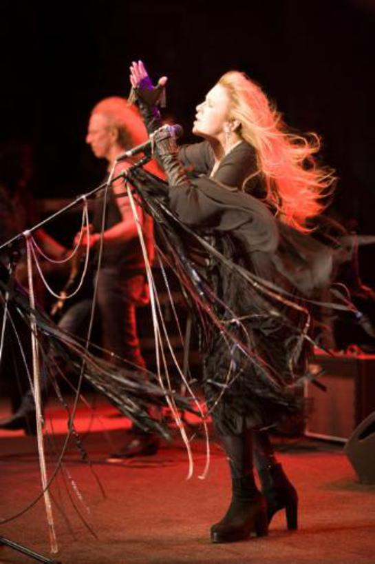 Stevie Nicks at American Thunder Benefit for Bob Woodruff Foundation in Sturgis, South Dakota August 11th