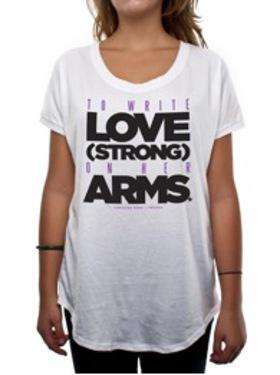 Christina Perri TWLOHA Shirt