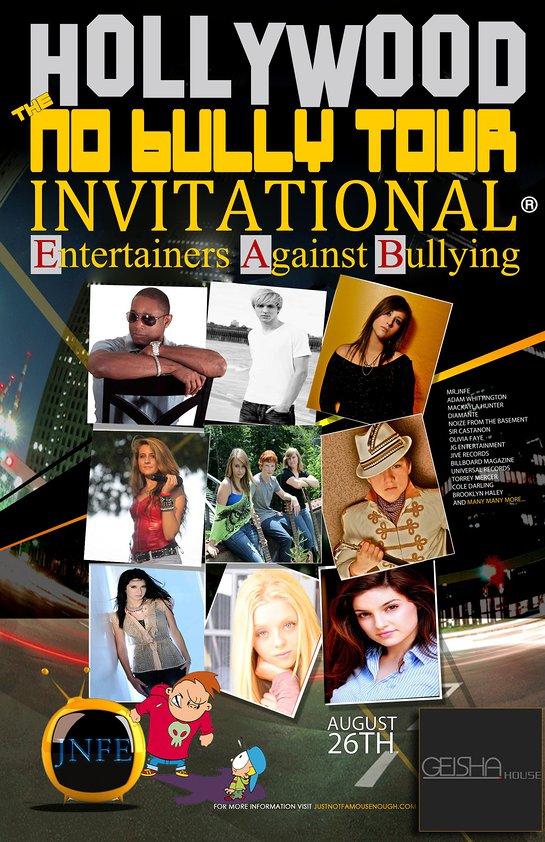 No Bully Tour Invitational