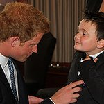 Prince Harry Attends Charity Event For WellChild
